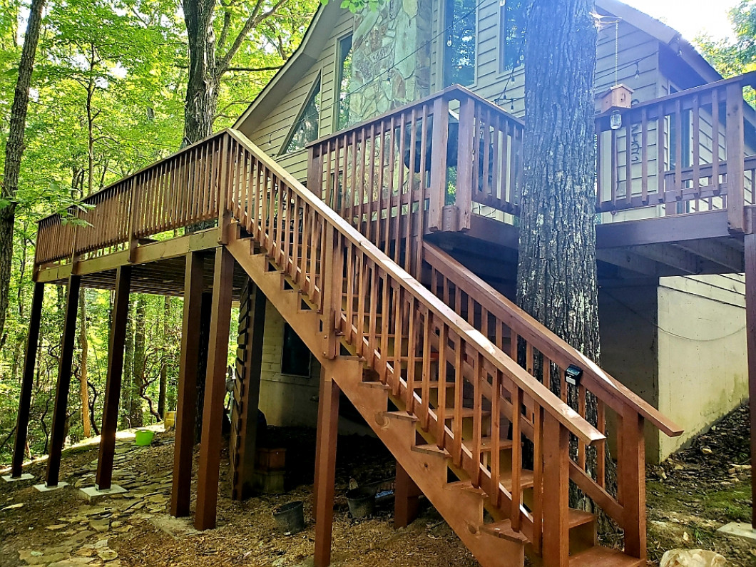 Contact Us for Deck Maintenance in Jasper, Milton & Gainesville, GA and the Surrounding Area