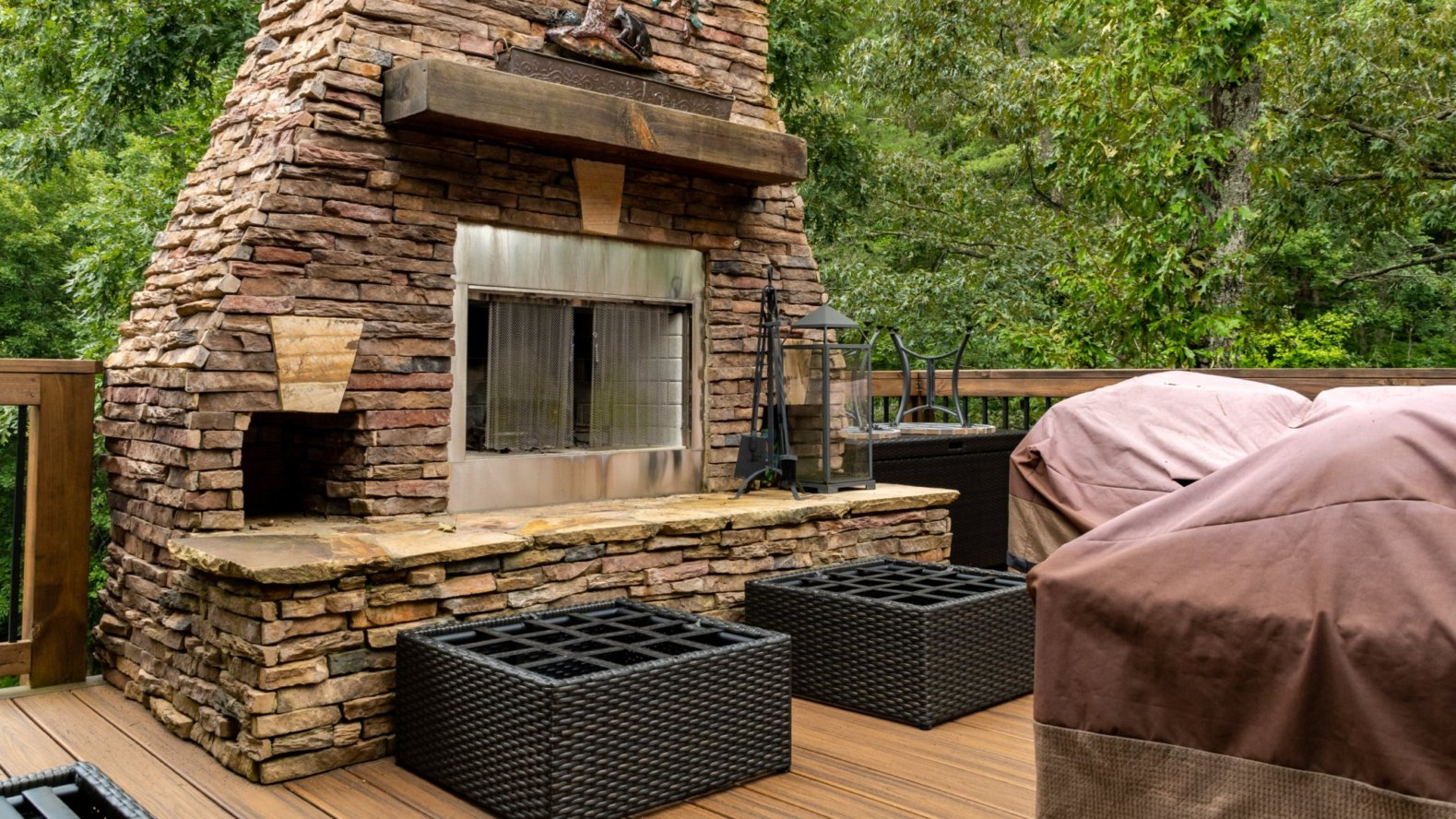 Contact Us for Deck Maintenance in Jasper, Milton & Woodstock, GA and the Surrounding Area
